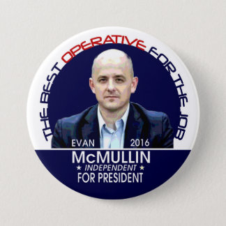 Evan McMullin 2016 7.5 Cm Round Badge