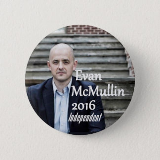 Evan McMULLIN 2016 Button