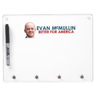 Evan McMullin - Better for America Dry Erase Whiteboard