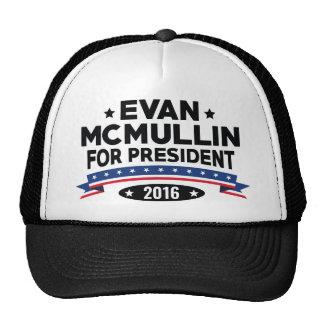 Evan McMullin For President Cap