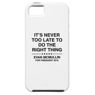 Evan McMullin Quote iPhone 5 Covers