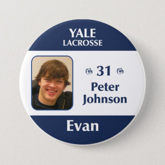 Evan - Peter Johnson 7.5 Cm Round Badge