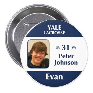 Evan - Peter Johnson 7.5 Cm Round Badge