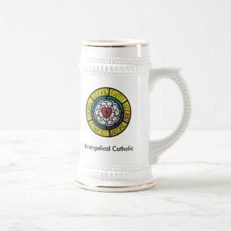 Evangelical Catholic Stein Beer Steins