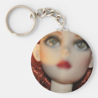Evangeline Ghastly doll Keychains