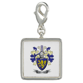 Evans Family Crest Coat of Arms
