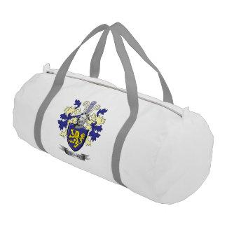 Evans Family Crest Coat of Arms Gym Bag