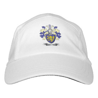 Evans Family Crest Coat of Arms Hat