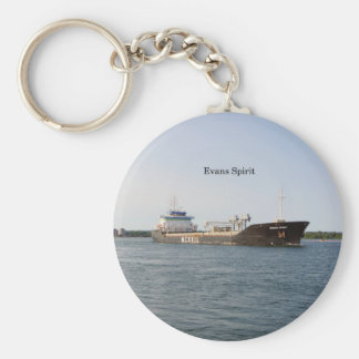 Evans Spirit key chain