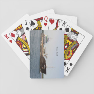 Evans Spirit playing cards