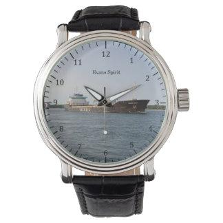 Evans Spirit watch