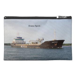 Evans Spirit zipper bag