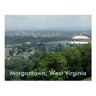 Evansdale Coliseum Morgantown WV Postcards