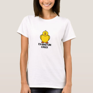 Evanston Wyoming Chick T-Shirt