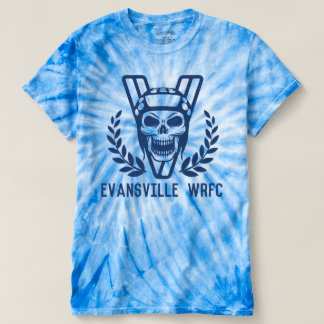 Evansville Vandals Men's Tue Dye Tee