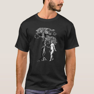 Eve and the Serpent T-Shirt
