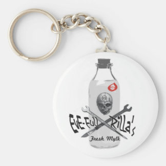 Eve-full Rilla's Fresh Mylk Keychain