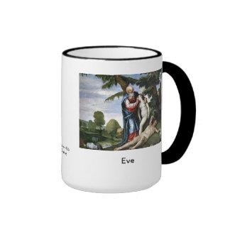 Eve Genesis 2  9-25 Ringer Mug