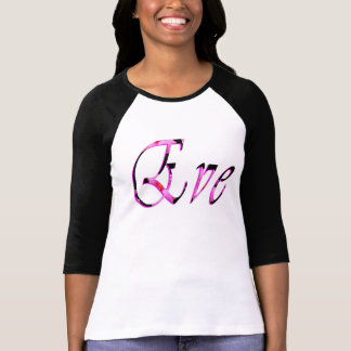 Eve Girls Name Logo, T-Shirt