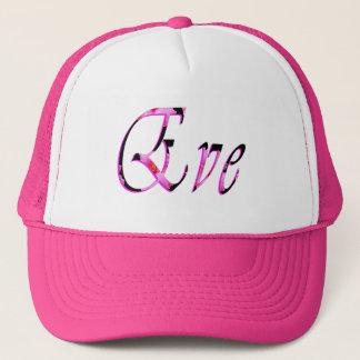 Eve Girls Name Logo, Trucker Hat