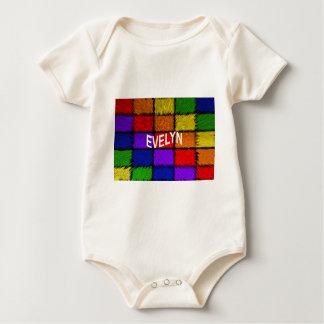 EVELYN BABY BODYSUIT