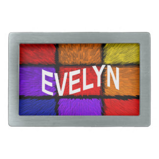 EVELYN BELT BUCKLE