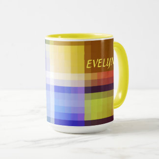 Evelyn Full Color Mug