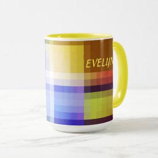 Evelyn Full Colour Mug