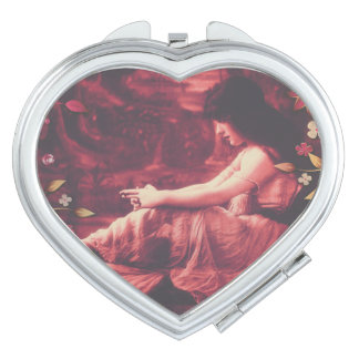 Evelyn Nesbit Compact Mirror