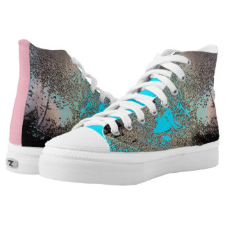Evelyn Pearl High Tops