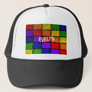 EVELYN TRUCKER HAT