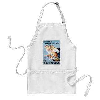 Even a Little Can Help Alot-NOW Standard Apron