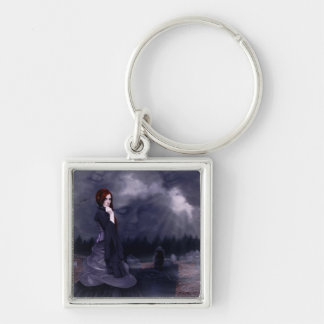 Even In Death Keychain