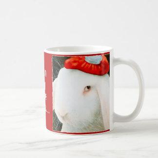 Even my hare hurts... coffee mug