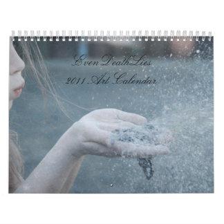 EvenDeathLies Photo-Manipulation Calendars