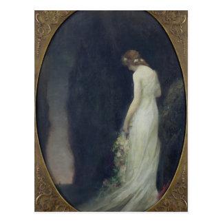 Evening, 1911 postcard