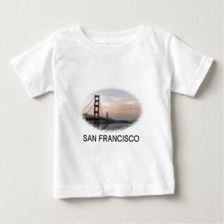 Evening at Golden Gate Bridge T-shirt