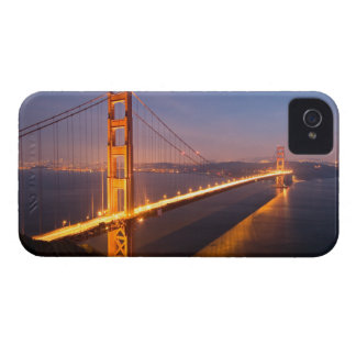 Evening at the Golden Gate Bridge iPhone 4 Covers