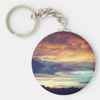 Evening bliss key ring