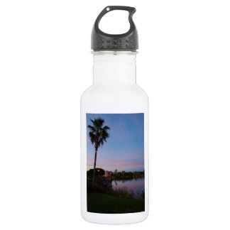 Evening By The Palm Tree 532 Ml Water Bottle