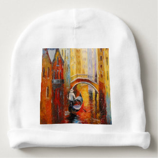 Evening in Venice Baby Beanie