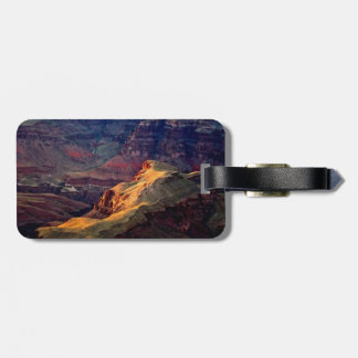 EVENING LIGHT IN GRAND CANYON NATIONAL PARK LUGGAGE TAG