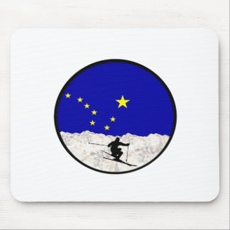 Evening Rush Mouse Pad