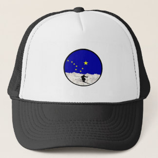 Evening Rush Trucker Hat