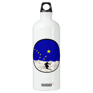 Evening Rush Water Bottle