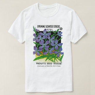 Evening Scented Stocks T-Shirt