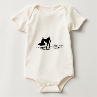 evening session baby bodysuit
