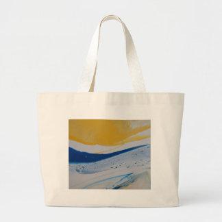 Evening Tide Large Tote Bag