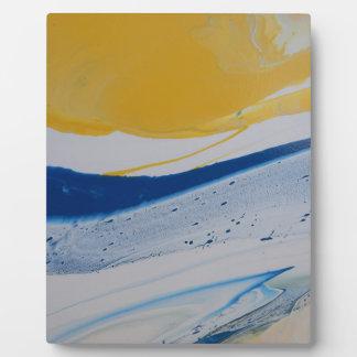 Evening Tide Plaque