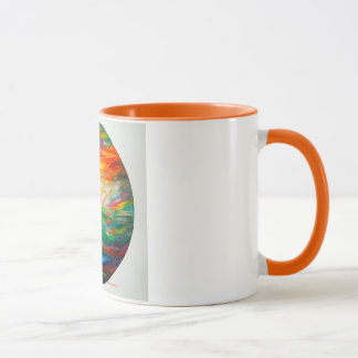 Evening Tide ~ Timothy Orikri  11 oz Two-Tone Mug